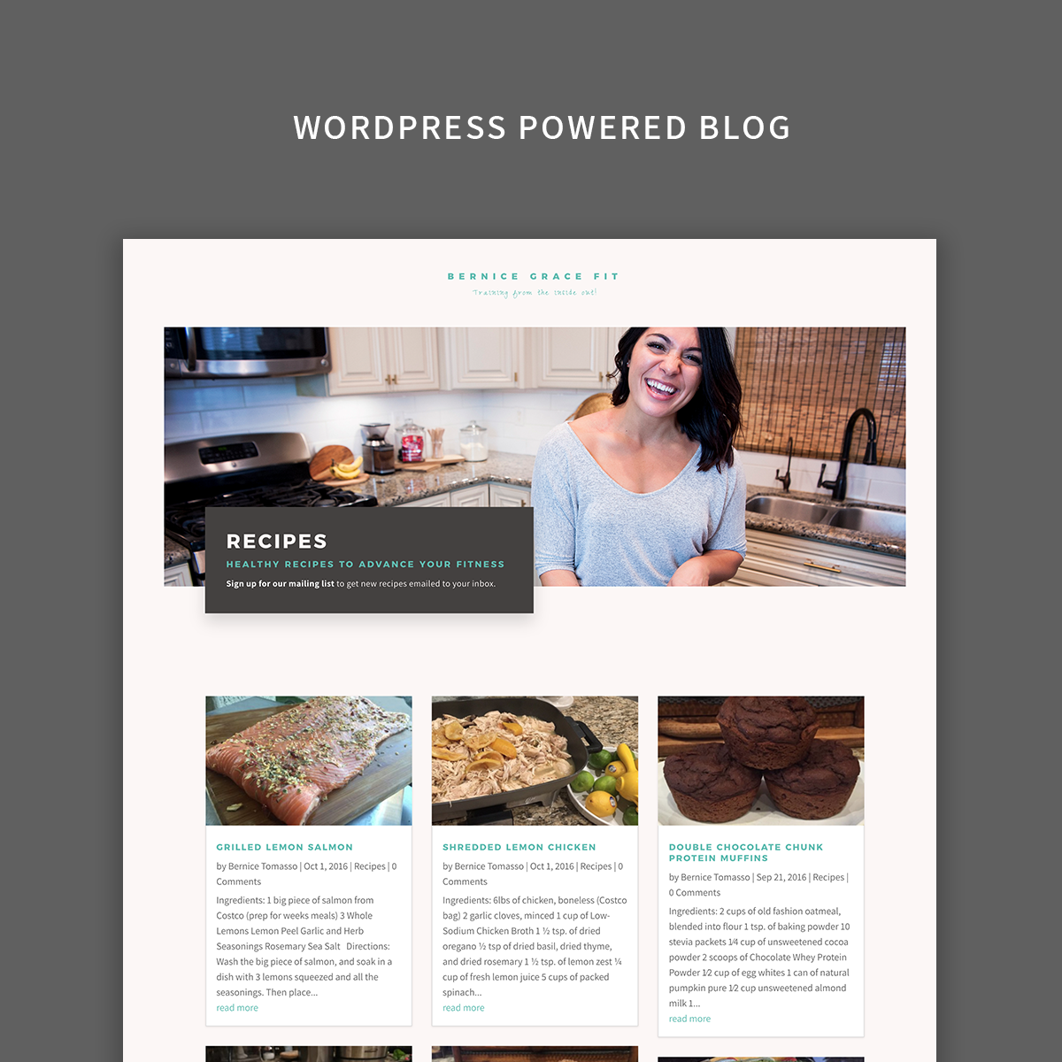 socialmedia—website-launch-bgf-recipes